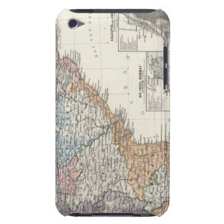 La India y Asia Central iPod Touch Protectores