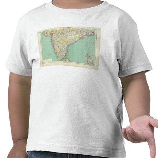 La India y Sri Lanka 2 Camiseta