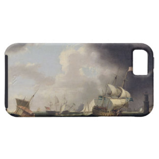 La industria pesquera, c.1764 (aceite en lona) funda para iPhone SE/5/5s
