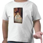 La infanta Maria Marguerita en rosa Camisetas
