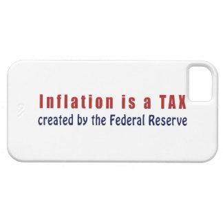 La inflación es un IMPUESTO creado por Federal Funda Para iPhone SE/5/5s