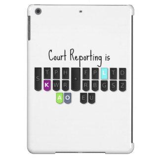 La información de la corte es caja fresca del