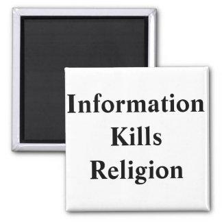 La información mata al imán de la religión