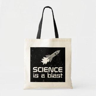 La ingeniería espacial de la bolsa de asas de la