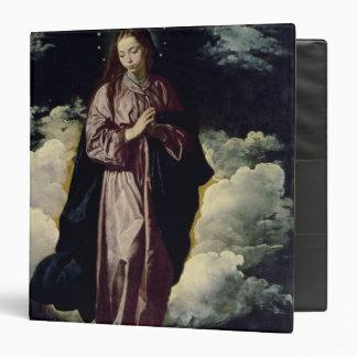 """La Inmaculada Concepción, c.1618 Carpeta 1 1/2"""""""