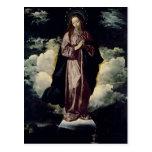 La Inmaculada Concepción, c.1618 Postal