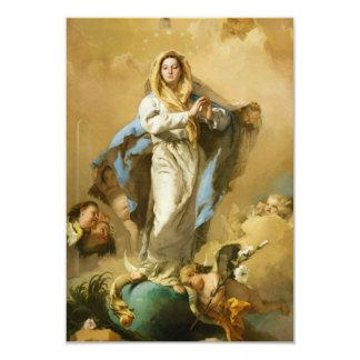 La Inmaculada Concepción de Juan B. Tiepolo Comunicados