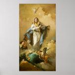La Inmaculada Concepción de Juan B. Tiepolo Impresiones