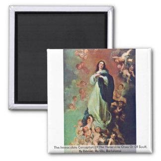 La Inmaculada Concepción las venerables Iman