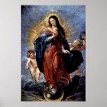 La Inmaculada Concepción Poster