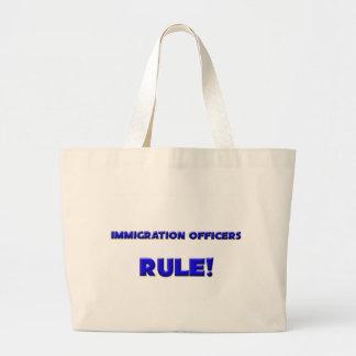 ¡La inmigración manda regla! Bolsa De Mano