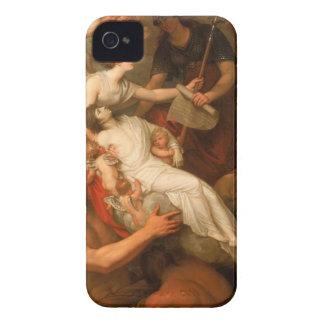 La inmortalidad de Nelson de Benjamin del oeste iPhone 4 Protector