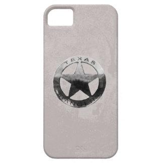 La insignia del guardabosques solitario iPhone 5 fundas