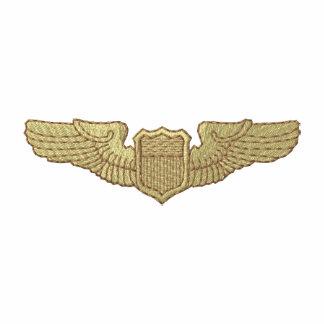 La insignia del piloto de la fuerza aérea
