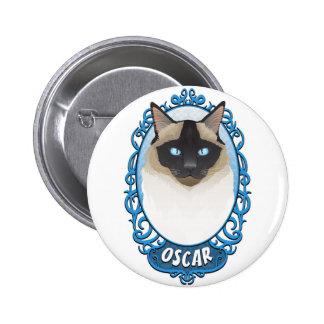 La insignia original de Óscar Pin