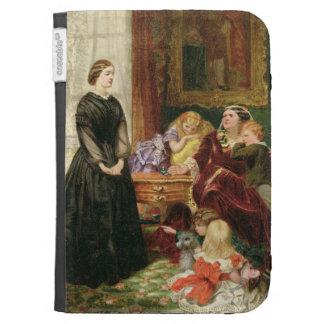 La institutriz, 1860 (aceite en lona)