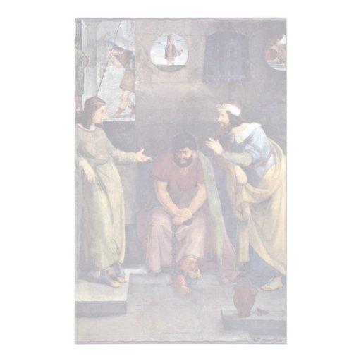 La interpretación ideal de José en la prisión Papeleria De Diseño