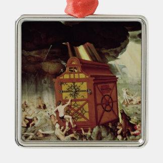 La inundación 1516 ornamente de reyes