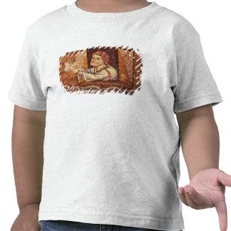 La inundación del atrio camisetas