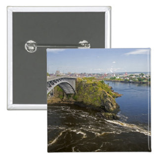 La inversión cae en el río de St John en el St Pins