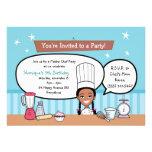 La invitación del cocinero