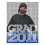 La invitación del fiesta de la graduación 2011 aña