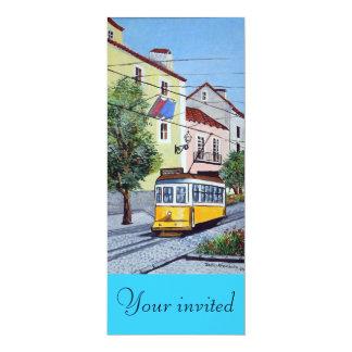 la invitación del trem