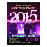 La invitación DJ del acontecimiento del fiesta del Tarjeta Publicitaria