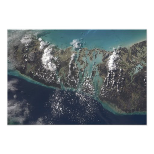 La isla 2 de Andros de las Bahamas Fotografías