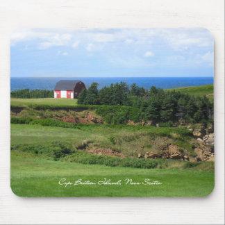 La Isla de Cabo Bretón, Nueva Escocia Tapete De Raton