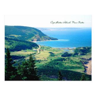 La Isla de Cabo Bretón, Nueva Escocia Postales