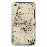 La Isla de Cabo Bretón, Terranova Case-Mate iPod Touch Protectores