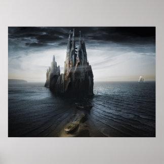 La isla de esperanzas perdidas póster