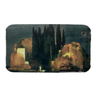 La isla de los muertos, 1880 (aceite en lona) iPhone 3 Case-Mate cobertura