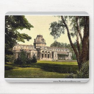 La isla de Margaret, Budapest, Hungría, Austro-Hun Alfombrilla De Raton