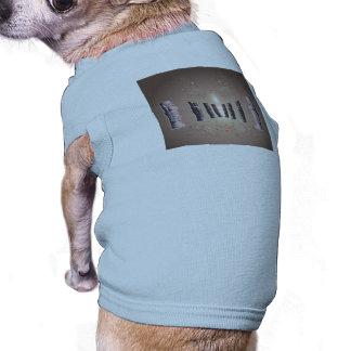 La isla de pascua ropa de mascota