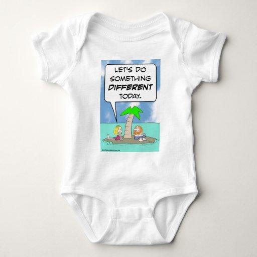la isla del desierto hace algo diferente hoy body para bebé