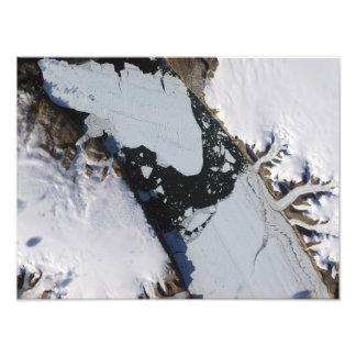La isla del hielo fotografía