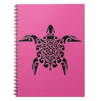 La isla del Pacífico diseñó el cuaderno de la