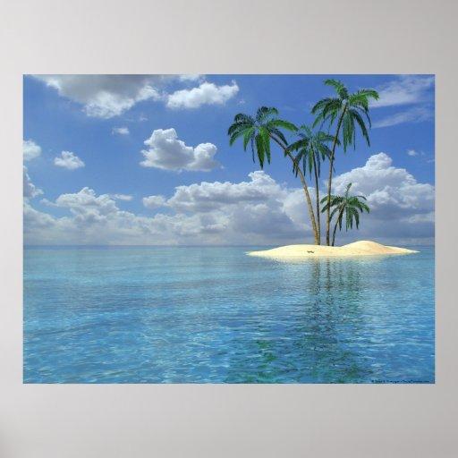 La isla posters