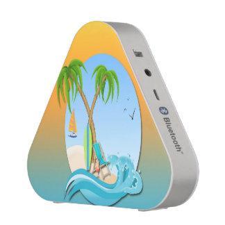 La isla soña los altavoces de Pieladium Altavoz Bluetooth