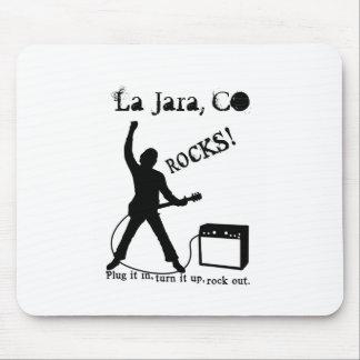 La Jara, CO Mousepads