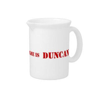 la jarra, 2010 mi nombre es Duncan