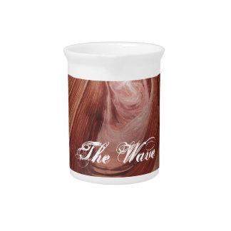 La jarra de la onda