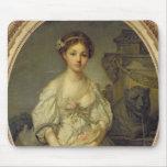 La jarra quebrada, c.1772-73 alfombrilla de ratón