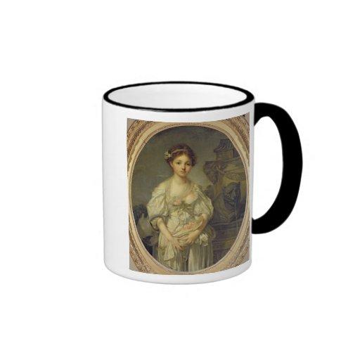 La jarra quebrada, c.1772-73 taza de dos colores