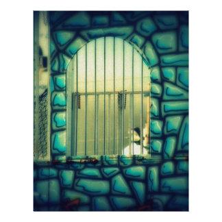 La jaula de Rapunzel Membrete Personalizado