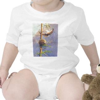 La JERARQUÍA de EAGLE de SHARON SHARPE Camiseta