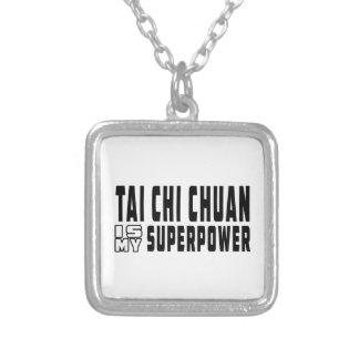 La ji Chuan del Tai es mi superpotencia Collares Personalizados