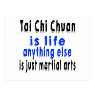 La ji Chuan del Tai es vida que todo lo demás es Postales
